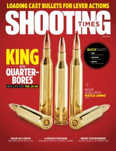 Shooting Times – August 2021