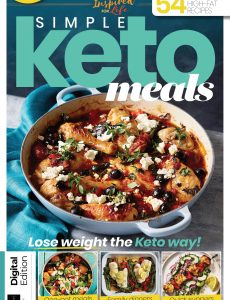 Simple Keto Meals – First Edition, 2021
