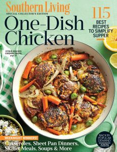 Southern Living Bookazines – April 2021