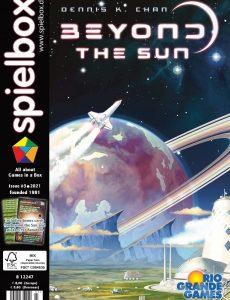 Spielbox English Edition – Issue 03, 2021