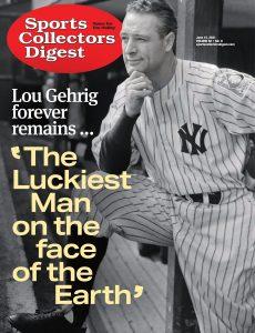 Sports Collectors Digest – 08 June 2021