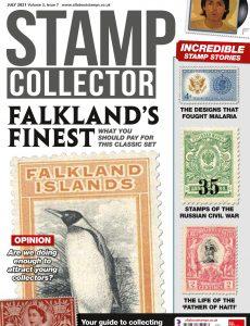 Stamp Collector – Vol 3 No 7 – July 2021