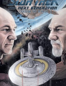 Star Trek The Next Generation Through the Mirror – 2018