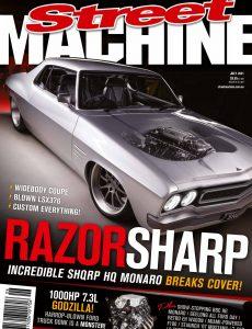 Street Machine Australia – July 2021