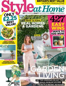 Style at Home UK – July 2021