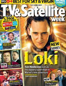 TV & Satellite Week – 05 June 2021