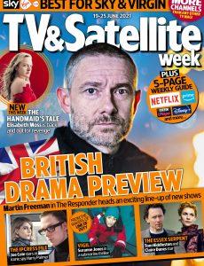 TV & Satellite Week – 19 June 2021