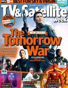 TV & Satellite Week – 26 June 2021