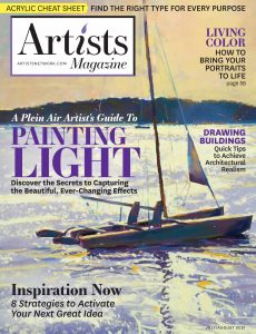 The Artist's Magazine – July 2021