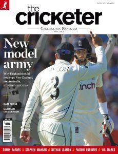 The Cricketer Magazine – Volume 101 No 4 – July 2021