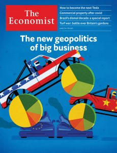 The Economist Continental Europe Edition – June 05, 2021