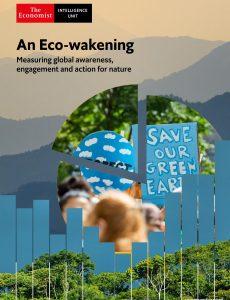 The Economist (Intelligence Unit) – An Eco-wakening (2021)