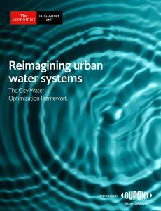 The Economist (Intelligence Unit) – Reimagining urban water systems (2021)