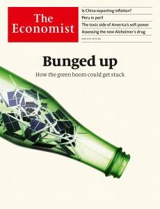 The Economist USA – June 12, 2021