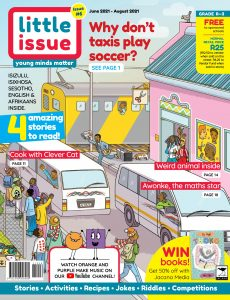 The Little Issue – June 2021