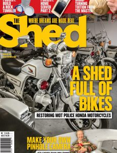 The Shed – July-August 2021