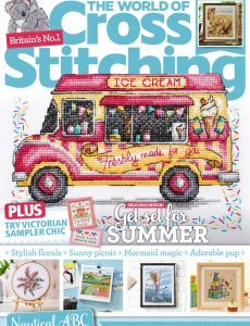 The World of Cross Stitching – August 2021
