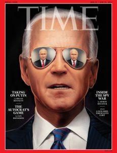Time International Edition – June 21, 2021