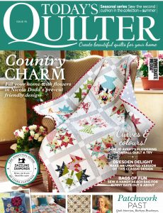 Today's Quilter – June 2021