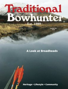 Traditional Bowhunter – August-September 2021