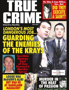 True Crime – July 2021
