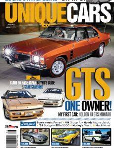 Unique Cars Australia – Issue 454 – June 2021
