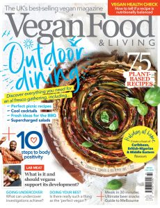 Vegan Food & Living – July 2021