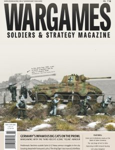 Wargames, Soldiers & Strategy – May-June 2021