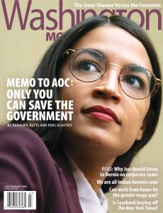 Washington Monthly – July-August 2021