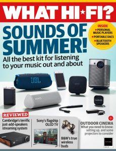 What Hi-Fi UK – August 2021