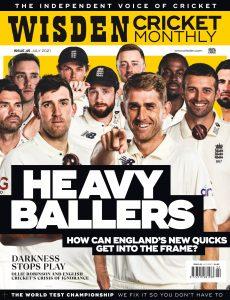 Wisden Cricket Monthly – Issue 45 – July 2021