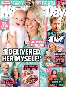 Woman's Day New Zealand – July 01, 2021
