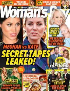 Woman's Day New Zealand – June 17, 2021
