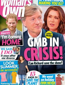 Woman's Own – 21 June 2021