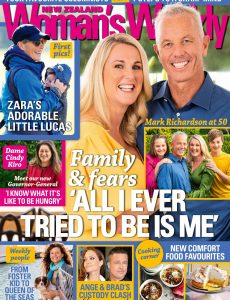 Woman's Weekly New Zealand – June 14, 2021
