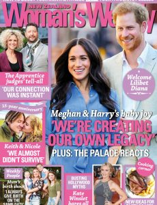 Woman's Weekly New Zealand – June 21, 2021