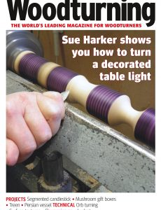 Woodturning – Issue 358 – June 2021