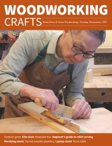 Woodworking Crafts – July-August 2021
