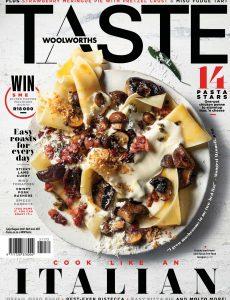 Woolworths Taste – July-August 2021