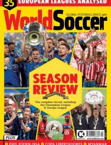 World Soccer – July 2021