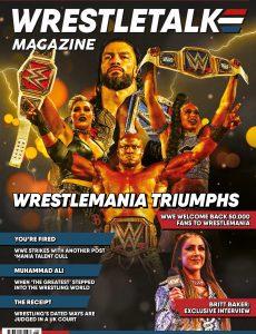 Wrestletalk Magazine – Issue 30 – June 2021