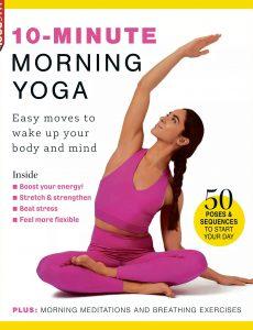 YOGA Series – 10 Minute Morning Yoga, 2021
