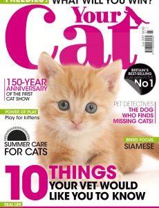 Your Cat – July 2021