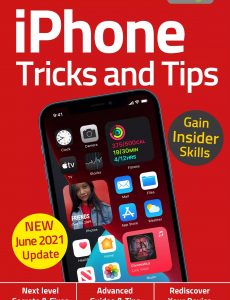 iPhone, Tricks And Tips – 6th Edition 2021