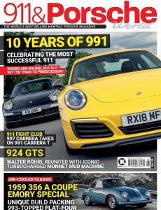 911 & Porsche World – Issue 325 – July 2021