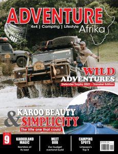 Adventure Afrika – July 2021