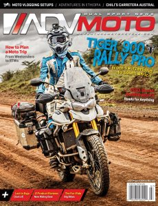 Adventure Motorcycle (ADVMoto) – July-August 2021