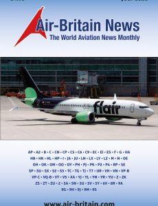 Air-Britain News – July 2021