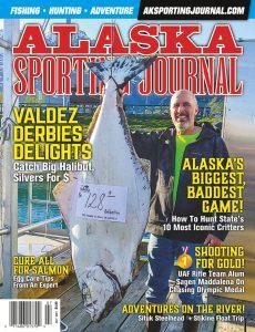 Alaska Sporting Journal – July 2021