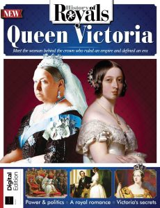 All About History History Of Royals Queen Victoria – Third Edition, 2021